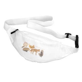 Wild animal japan Belt Bag