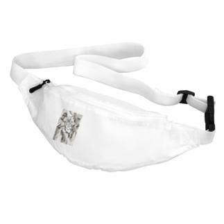 もみくちゃ Belt Bag