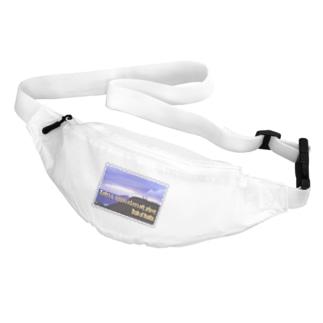 ギリシャ:スニオン岬のポセイドーン神殿★白地の製品だけご利用ください!! Greece:Temple of Poseidon at Cape Sounion★Recommend for white base products only !! Body Bag