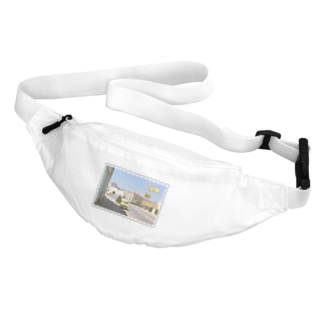 FUCHSGOLDのスペイン:村の昼下がり★白地の製品だけご利用ください!! Spain: Afternoon of village★Recommend for white base products only !! Body Bag