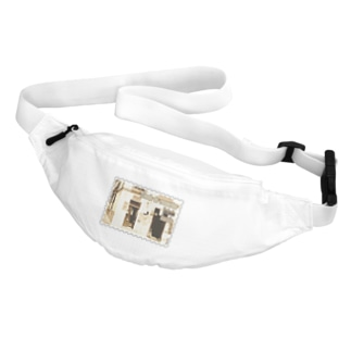 FUCHSGOLDのスペイン:トレドの土産物店★白地の製品だけご利用ください!! Spain: Souvenier shop in Toledo★Recommend for white base products only !!  Belt Bag