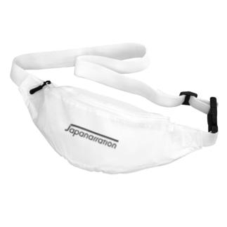 ジャパナレーションロゴ Belt Bag