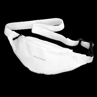 おもしろ屋の3分たったら本気出す おもしろ文字 おもしろ商品 Body Bag