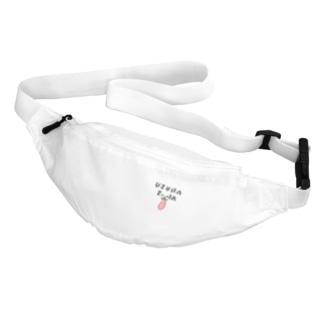 uzurazura LOGO Body Bag