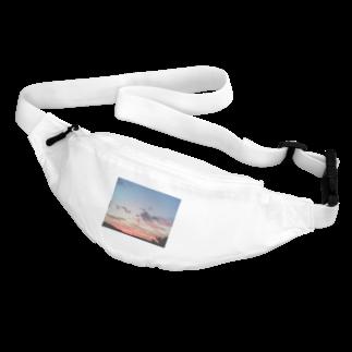 西園寺 颯斗の夕焼け雲 Body Bag