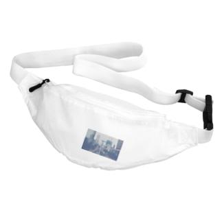 PaleBlue Body Bag