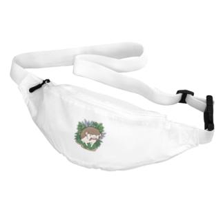 虫食いハリネズミ ノーマル Body Bag