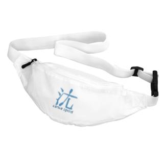 カヌースプリント【沈】 Belt Bag