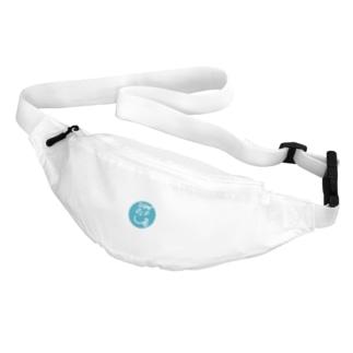 透明 セイムオールド くん Belt Bag