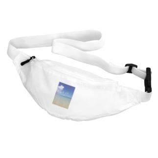 沖縄の青空 宮古島 Body Bag