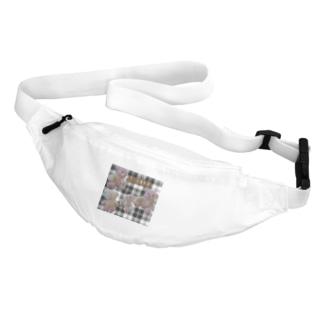 ゆめかわベアー Body Bag