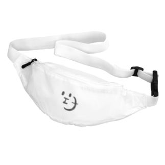 カタカナんシリーズ『エーちゃん』 Belt Bag