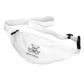 HEAVY METAL Belt Bag