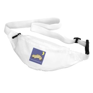 寝るハイエナはよく育つ Body Bag