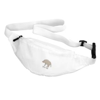 野生の獣くん Belt Bag