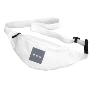 ♡♡♡『ホライト&ブラック』 Belt Bag