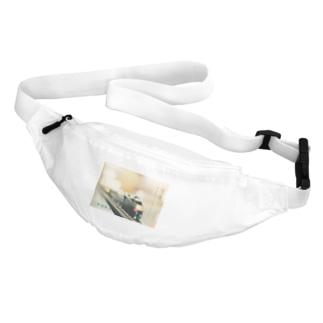 三軒家鉄道 Body Bag