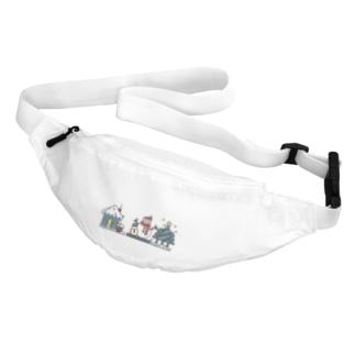 冬の風物詩 Belt Bag