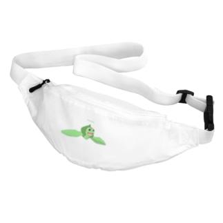 ウミガメアカミミガメ 遊泳 Body Bag