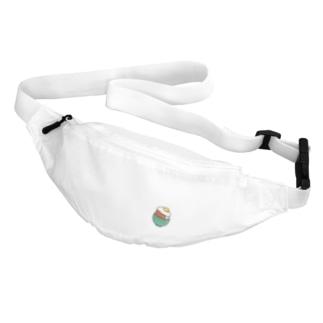 目玉焼き丼16【そぼろ】 Belt Bag