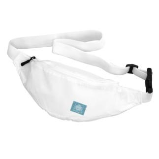 カエル ドラム スケルトンロゴonちりばめられたサブロー Body Bag