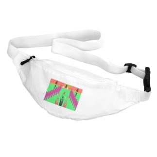 コミケの十戒と戦利品獲得 Body Bag
