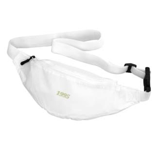 kikishopの1995(green) Belt Bag