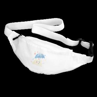 Myo's handmadeのCandy&Rain Belt Bag