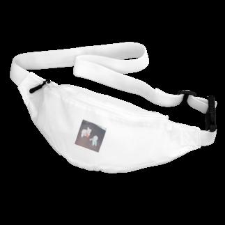 nmzknの戯れているシルバニアファミリーの赤ちゃん Body Bag