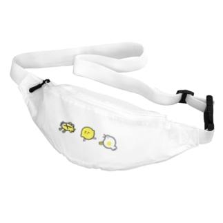 カニ・レモン・ホコリ Body Bag