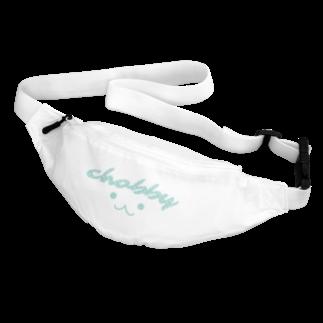 USAGI DESIGN -emi-のウサギのchobby. Body Bag