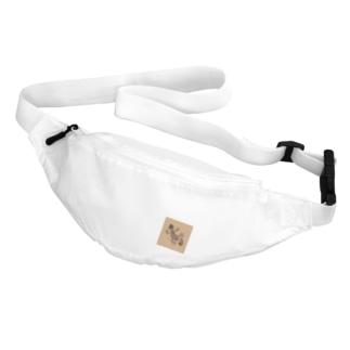 ヤモリ(暗茶) Belt Bag