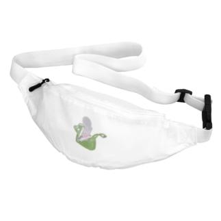 テキン(活版印刷機・レタープレス) Belt Bag