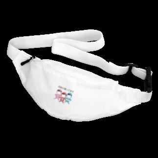 merf_design の花粉症マスク戦士 Belt Bag