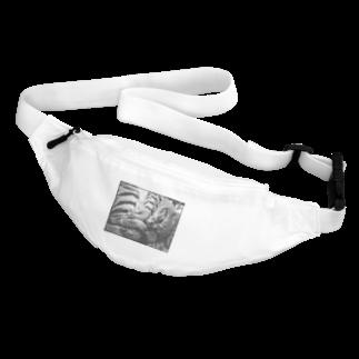 古春一生(Koharu Issey)の微睡みのR(白) Body Bag