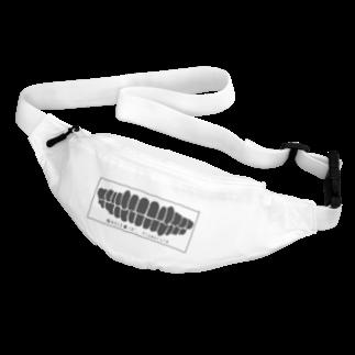 sakiyamaのNICE歯 ウエストポーチ Belt Bag