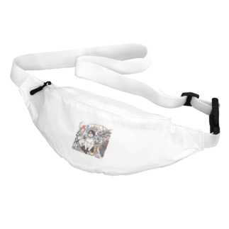 ChikashiのPoint Belt Bag