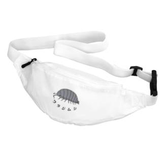 ワラジムシ Belt Bag