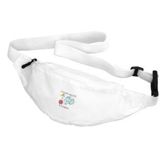 キャラ生み製造機のコロナウィルスと間違えないで Belt Bag