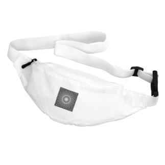幾何学模様 series Belt Bag