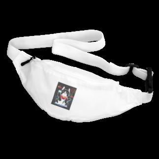 Kitsune honpoの招き猫 Belt Bag