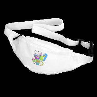 うめもと公式のドリームチーム Belt Bag