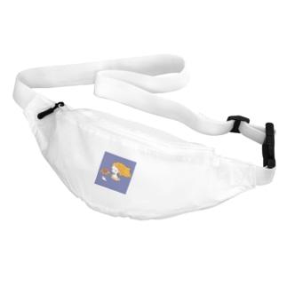 疲れる配色 Belt Bag