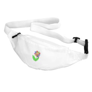 フラワーソングライター Belt Bag