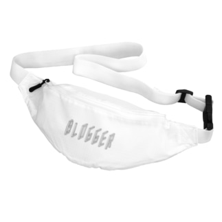 ブロガー3D(BLACK) Belt Bag