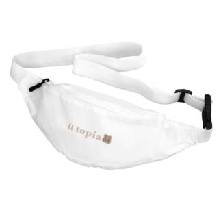 ゆーとぴあ Belt Bag