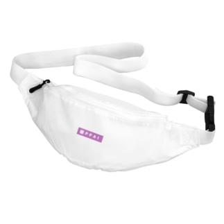 雄PPAIシリーズ 紫 Belt Bag