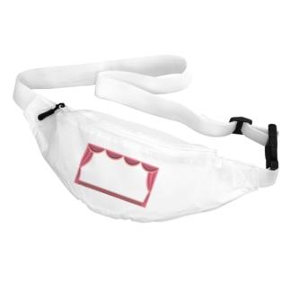舞台 Belt Bag