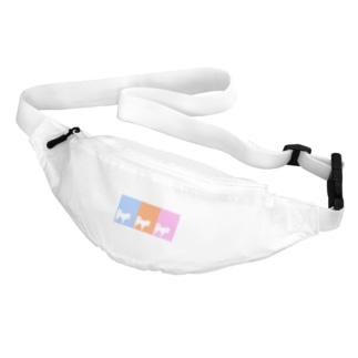 しばいぬさん  10・11・12ミックス Belt Bag