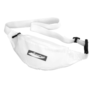 クワソウル【Kuwasoul】ロゴ黒 Belt Bag
